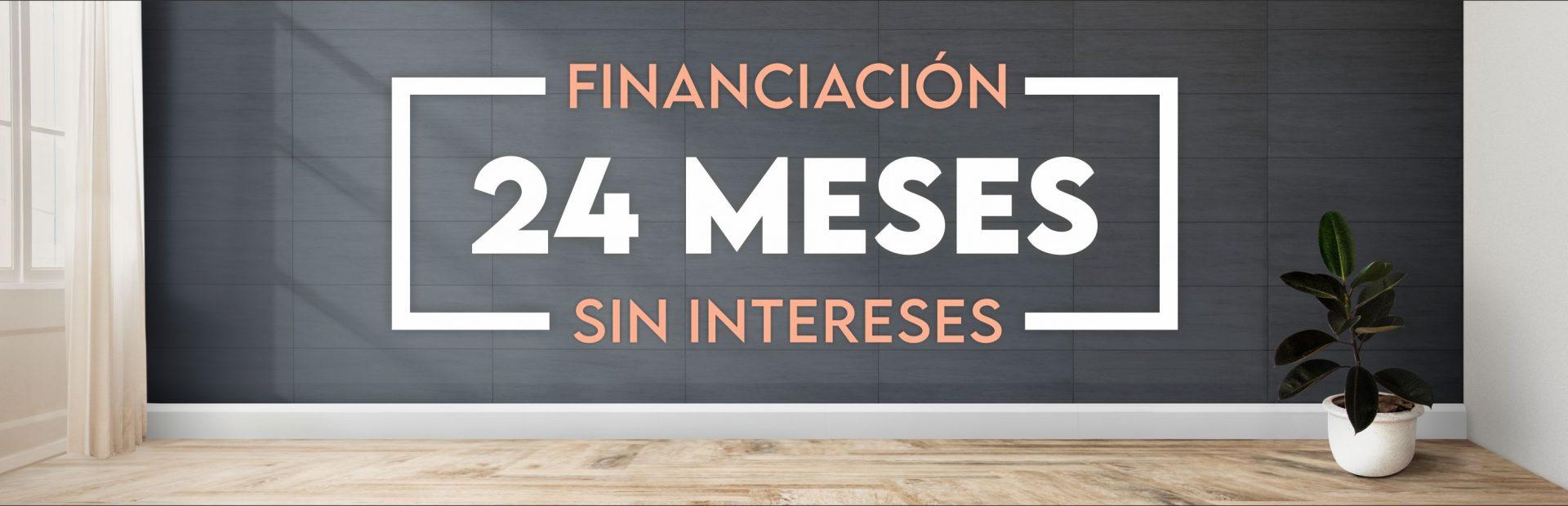 financiación 24 meses sin intereses